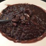 Black Bean & Sausage Soup
