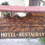 Photo de Hotel Restaurant A l'Aigle d'Or