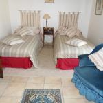 Chambre twin la Mara