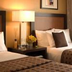 Double Beds Suite Bedroom