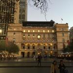 Window View - Cafe Sydney Photo