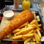 Mr Kaai's Fish and Chips Foto