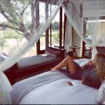 Foto de Lion Sands Ivory Lodge