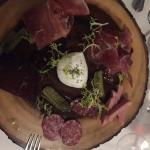 Mixed meats Apertivo