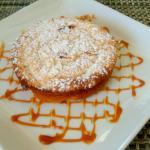 tarte valbonnaise, crème d'amandes, marmelade d'oranges, succès amandes