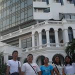This is my first business tour with my fiendsto Pattaya, Thailand.