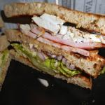 Our Lunchtime Club Sandwich