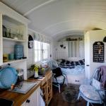 Inside of Shepherd's Hut