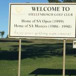 Stellenbosch Golf Club Foto