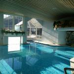 Camera sottotetto + piscina