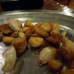 carne frita con ajos de Las Pedroñeras