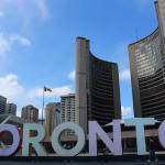 """The famous """"Toronto"""" sign"""