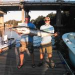 70 Lb. wahoo taken during the last tournament of the SKA Series!