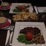 The most delicious steak I've eaten yet