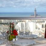 """The gastronomic """"Sens"""" up from the 27th floor"""