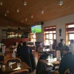 Restaurant at Hotel Geirland