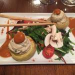 Very good tuna mousse!