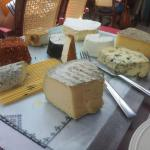 The Cheese Board .... 10 cheeses to chose or try them all