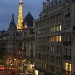 Foto di Passy Eiffel Hotel