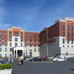 Hampton Inn & Suites Cincinnati/Uptown-University Area Foto