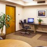 Business Center available 24/7 and complimentary.