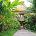 building of jasmine family hostel