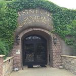 The Estate Cave with Spa and Wine Tasting.