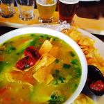 The reason I would go back in a heartbeat - the Tortilla Soup is outstanding.