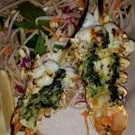 Moreton Bay Bugs on Soba Noodle Salad