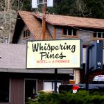 Whispering Pines Resort, June Lake, Ca