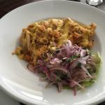 Deliciosa comida peruana en medio de Centroamérica