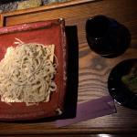 もり蕎麦大盛り1300円
