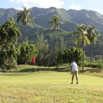 Photo de Moorea Green Pearl Golf Course