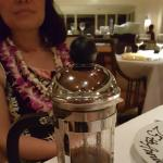 best Kona java you can get in a french press!
