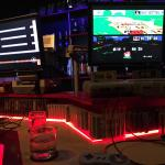 Video Game Bar Space Station
