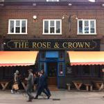 Rose&Crown Facade 2