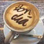 Para empezar la semana, el mejor cafe con leche