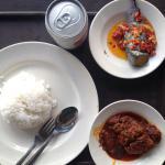 Rumah Makan Minang Foto