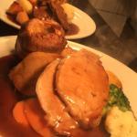 Hearty pub grub with a twist