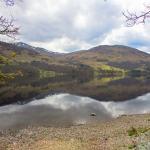Lovely Loch Earn in spring