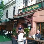 Restaurace U Pramene resmi