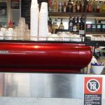 La Marzocco espresso machine.