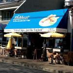 Nice location, long established restaurant.