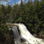 Muddy Creek Falls - tallest falls in Maryland