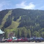 Taos ski area.