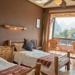 Family room - Yangshuo Mountain Retreat