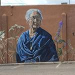 Drive or stroll around the neighborhood to see wonderful murals