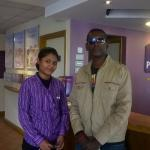 "Great Staff ""Mia"" of Premier Inn Putney Bridge"