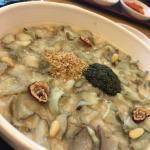 The best! Abalone porridge.