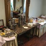 Il tavolo colazione